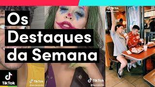 Vem ver os MELHORES VÍDEOS da semana ✨  TikTok Brasil