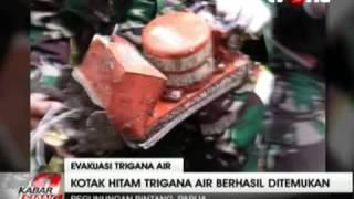 Heboh !!! Video Rekaman Penampakan Saat Penemuan Kotak Hitam Trigana Air