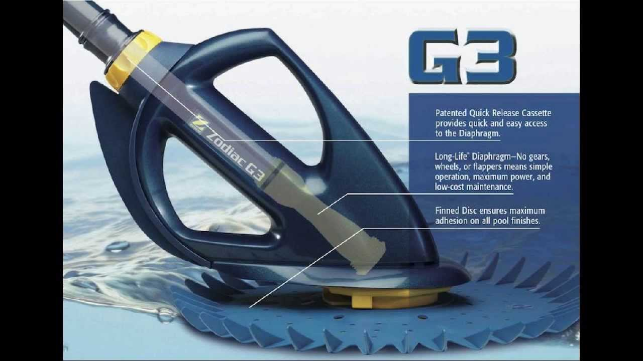 Baracuda G3 W03000 Advanced Suction Side Automatic Pool