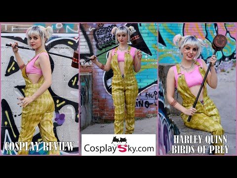 Cosplay Review: Harley Quinn (Birds Of Prey) From Cosplaysky