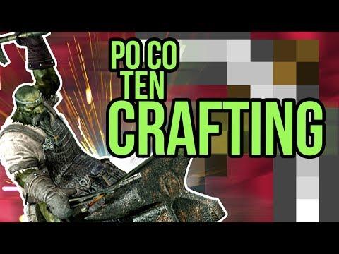 Czy w KAŻDEJ grze musi być crafting?