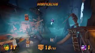 Crash bandicoot 4 desde el comienzo