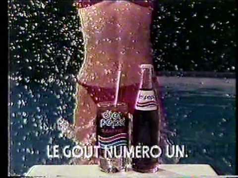 Diet Pepsi (Publicité Québec)