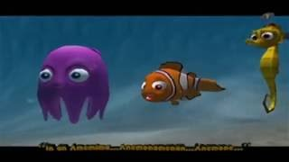 Andrew's Longplay of Finding Nemo For GameCube OR Dolphin Emulator