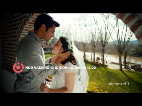 """Meilės žiedai"" per TV8"
