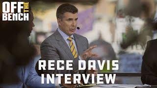 Rece Davis Previews a Tough LSU/Florida Game & Talks Gameday in Baton Rouge