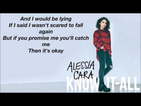 I'm Yours - Alessia Cara (LYRICS)