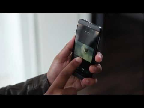 BlackBerry 10- BBM Video Chat And Screen Sharing In HD 720p