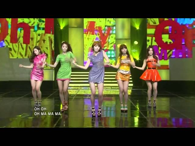 Girl's Day - Oh! My God (120419)