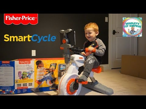 BRADLEYS TOY SURPRISE Smart Cycle Fisher Price