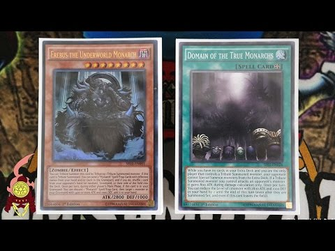 *YUGIOH* BEST! DOMAIN MONARCH DECK PROFILE! NEW AUGUST 29th, 2016 BANLIST! TRYING TO KEEP IT ALIVE!!