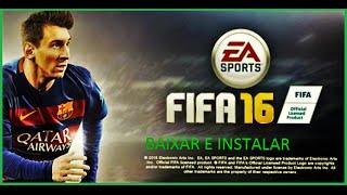 Baixar e instalar FIFA-16 completo  (XBOX 360)