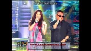 Repeat youtube video Sarah Geronimo & Andrew E - Ikaw / Humanap Ka Ng Pangit [SGL] OFFCAM (08Apr12)