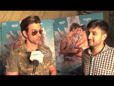 Hrithik Roshan Siddharth Anand exclusive on Bang Bang Part 2