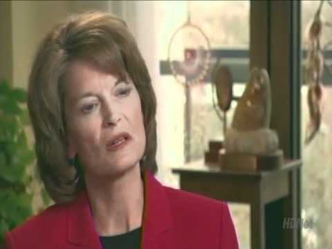 Sen. Murkowski Profiled by Dan Rather Reports