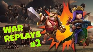 War Replays #2 | -ABSOLUTE TEAM- vs Phoenix Spirit (Clash of Clans Ita)