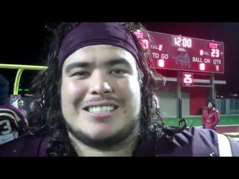 JC Football American Bowl SWC Jaguars 40, Santa Monica 23 11 22 2014