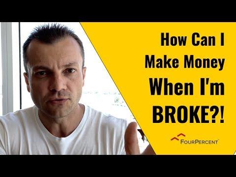 How Can I Make Money When I'm Broke?! | Vick Strizheus 005
