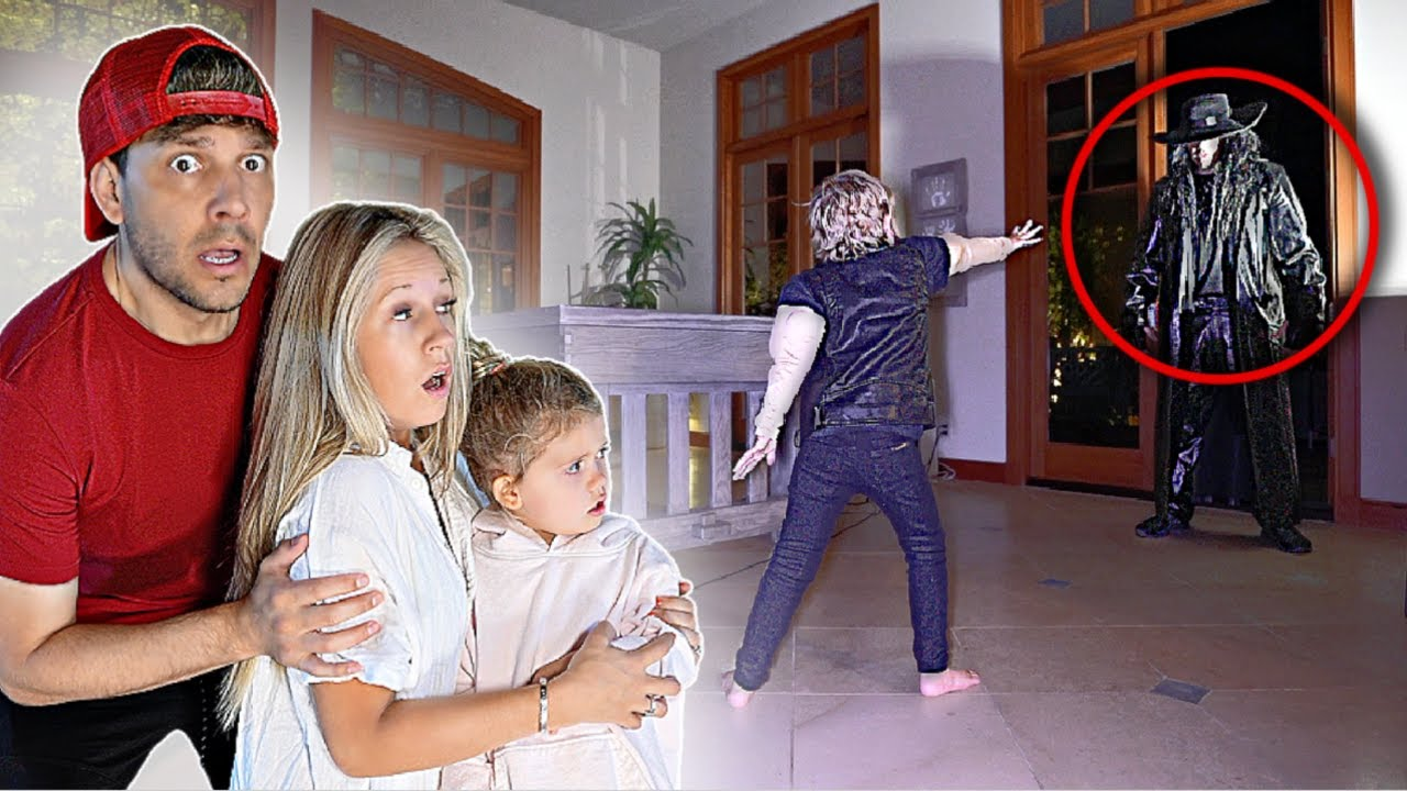 Download Tydus SAVED US from an INTRUDER! *So Scary*