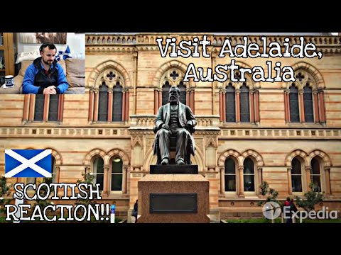 Adelaide, Australia Travel Guide | Expedia | SCOTTISH REACTION 🏴󠁧󠁢󠁳󠁣󠁴󠁿🇦🇺