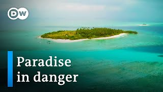 Maldives: Fighting back the tides of trash | DW Documentary
