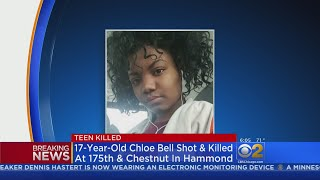 Hammond Girl, 17, Shot To Death Answering Her Door