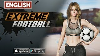 Extreme Football English Gameplay Android