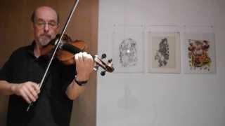 Liang Shan bo yu Zhu Ying tai (Tomaž Mancini - solo violin)_dedicated to the China girl I've met