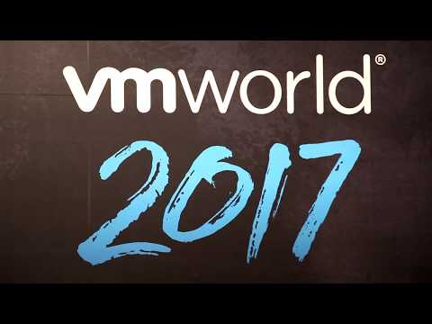 VMWorld 2017 - IBM's Watson Celebrity Match with Ripples