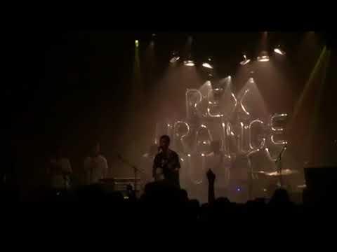 Rex Orange County - Best Friend (Live)