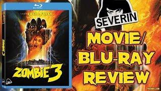 ZOMBIE 3 (1988) - Movie/Blu-ray Review (Severin Films)