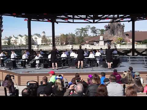 South Florida Music Disney Performance 2018