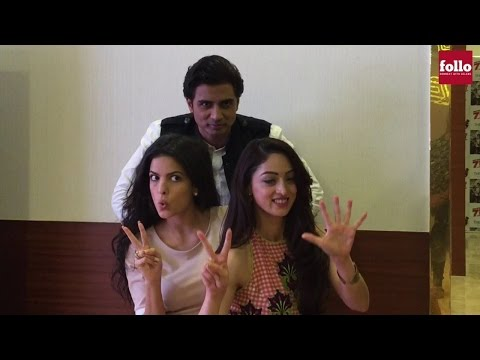 Watch Shiv Pandit Evade Sandeepa and Natasha's Request For A Birthday Party!