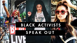 6 Black Lives Matter Activists Get Real About Why They're Protesting | Cosmopolitan
