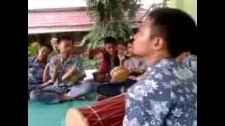 Latihan Marawis Rohis SMAN 58 Jakarta
