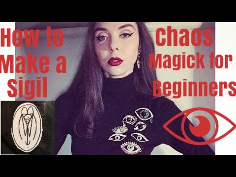Sigil creation and Chaos magick for beginners