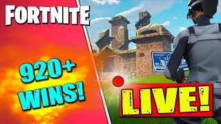 🔴 Best Fortnite Nintendo Switch Player // 920 Wins // Being A No Skin!! // Gameplay + Tips!!