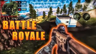 'My First Match' Modern Combat 5 BATTLE ROYALE Gameplay | New Game Mode !!!