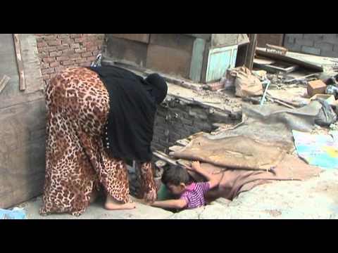 Slum Stories: Egypt - A hut on a roof