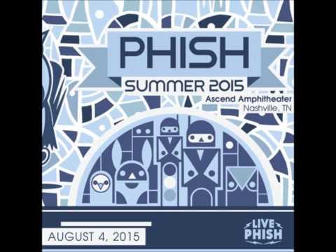 Phish 08-04-2015 FULL SHOW Ascend Amphitheater, Nashville, TN - Soundboard