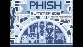 Phish 08-04-2015 FULL SHOW Ascend Amphitheater, Nashville, TN - Soundboard
