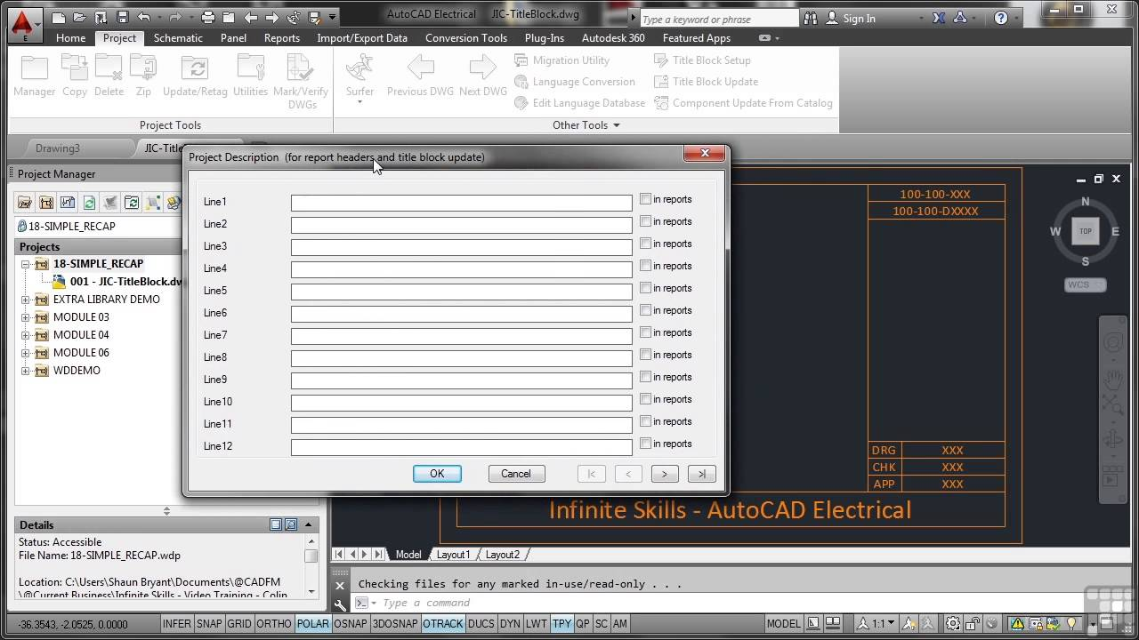 Autocad Electrical Title Block Great Installation Of Wiring Diagram