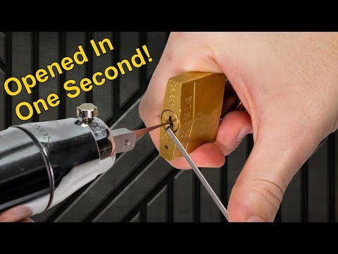 [333] KRONOS Trials | Master Lock 140D Picked in Seconds