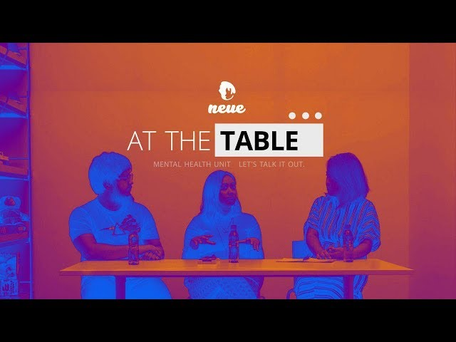 At The Table: Mental Health