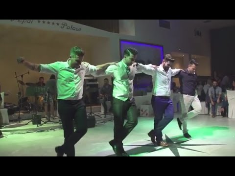 Zorbas Dance Sirtaki  Greek wedding Volos  ΦΕΡΑΙ PALACE