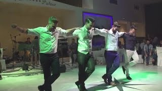 Zorbas Dance (Sirtaki) - Greek wedding Volos - ΦΕΡΑΙ PALACE thumbnail