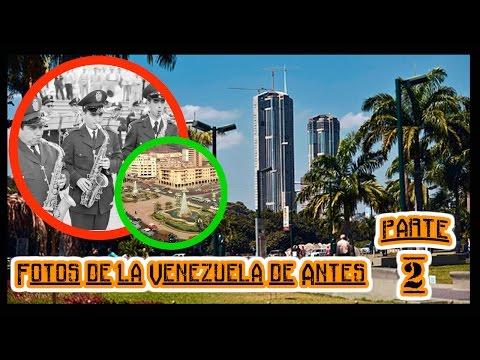 Fotos de La Venezuela de Antes que Desconocias Años 50 y Más Parte 2
