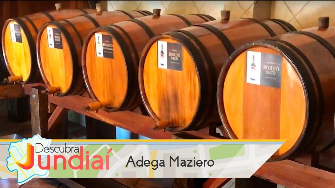8980821d9 Descubra Jundiaí  Adega Maziero - YouTube