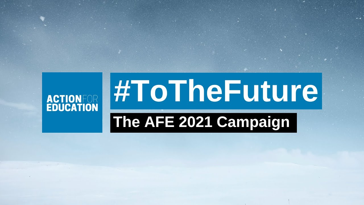 #ToTheFuture: A little message from the AFE team