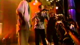 "DJ Quik ft 2nd II None & El Debarge: ""Hand in Hand"" Live (1999)"